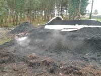 carvão no Pilado